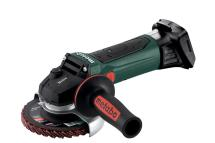 Metabo W18LTX125 Inox 18v 5inch Cordless Angle Grinder (Body Only)