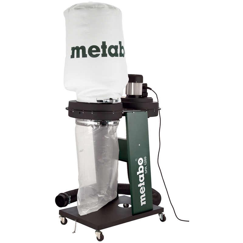 Metabo SPA 1200 Chip & Dust Extractor 240v