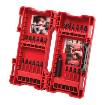 Milwaukee 4932464169 Shockwave 24pc Impact Duty Bit Set