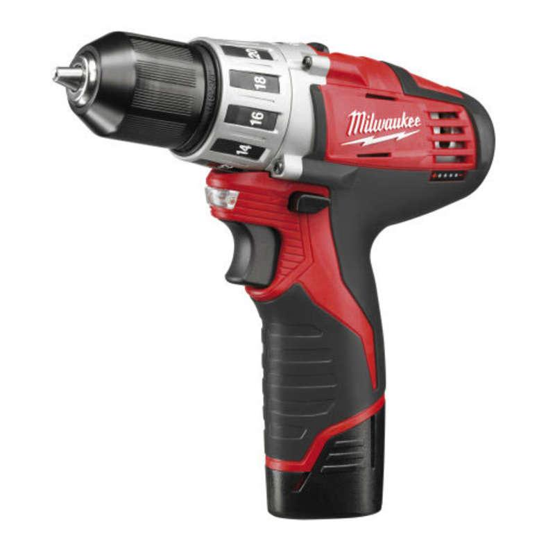 Milwaukee C12DD 12v Compact Drill Driver