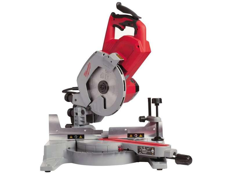 Milwaukee MS216SB 110v 216mm Ultra Compact Slide Mitre Saw