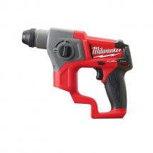 Milwaukee M12CH-0 M12 Fuel Compact SDS 2 Mode Hammer (Body Only)
