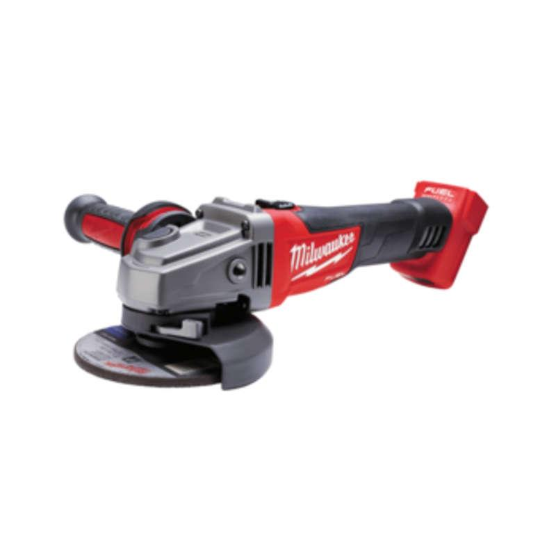Milwaukee M18CAG115X0 18v Angle Grinder (Body Only)