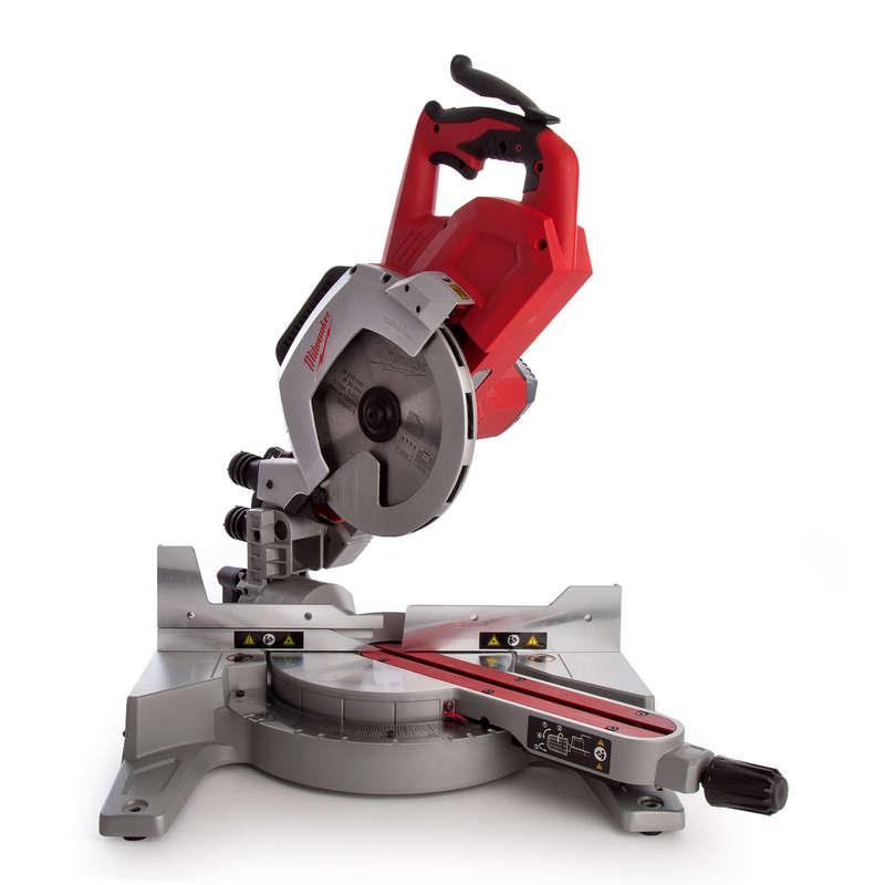Milwaukee M18SMS216-0 M18 Cordless Compound Mitre Saw 216mm (Body Only)