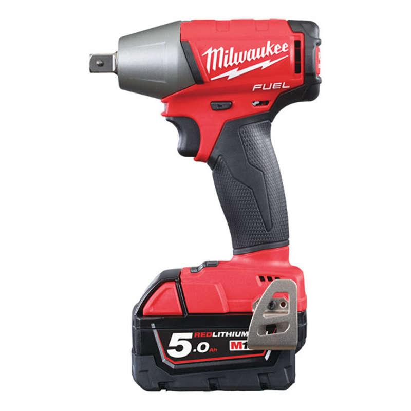 Milwaukee M18FIWP12-502X M18 Fuel Impact Wrench Pin Detent
