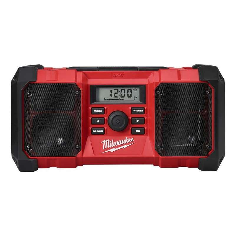 Milwaukee M18JSR-0 M18 Jobsite Radio