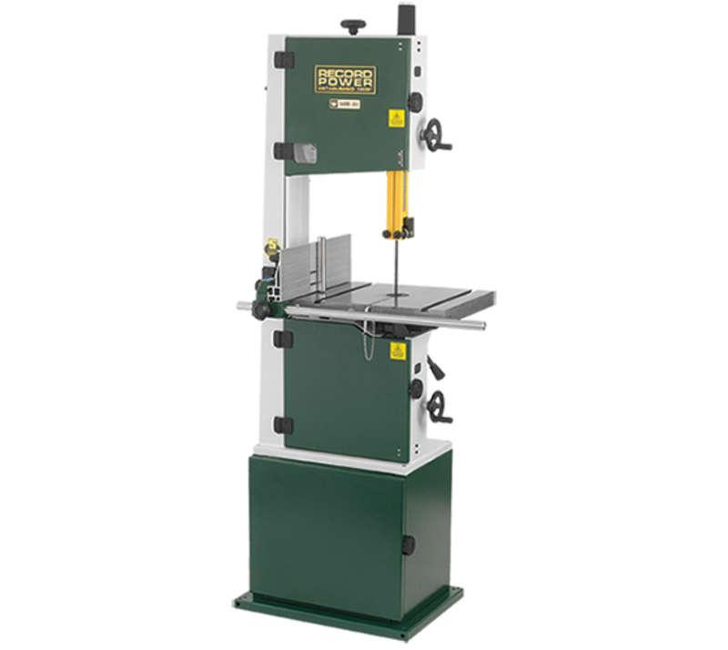 Record Power Sabre-350 14inch Bandsaw