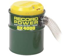 Record Power DX4000 Fine Filter Twin Motor 80 Litre Extractor