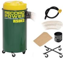 Record Power RSDE2 Fine Filter 50 Litre Extractor