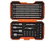 Bahco 59/S35BC Screwdriver Bit Set, 35 Piece