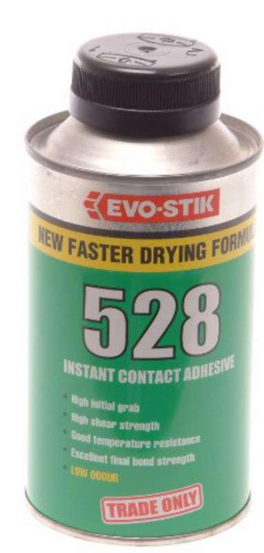 Evo Stik 528 Contact Adhesive - 500ml