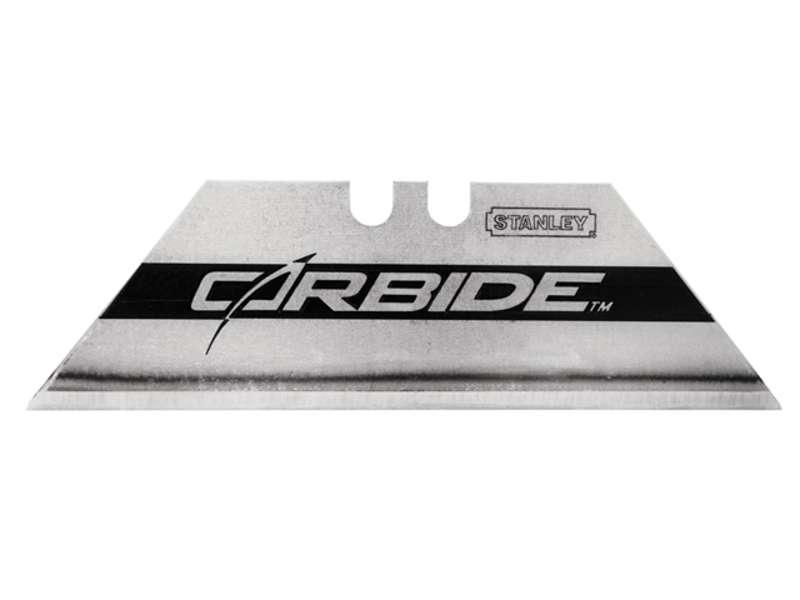 Stanley Tools Carbide Knife Blades Pack of 5