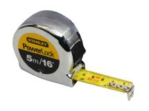 Stanley Micro Powerlock Tape 5 m / 16ft
