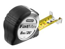 Stanley FatMaxXL Tape Rule 8m / 26ft