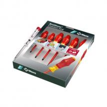 Wera Kraftform VDE Screwdriver Set 7 Piece