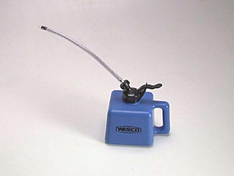 Wesco 1000/F 1000cc Oiler With 10in Flex Spout