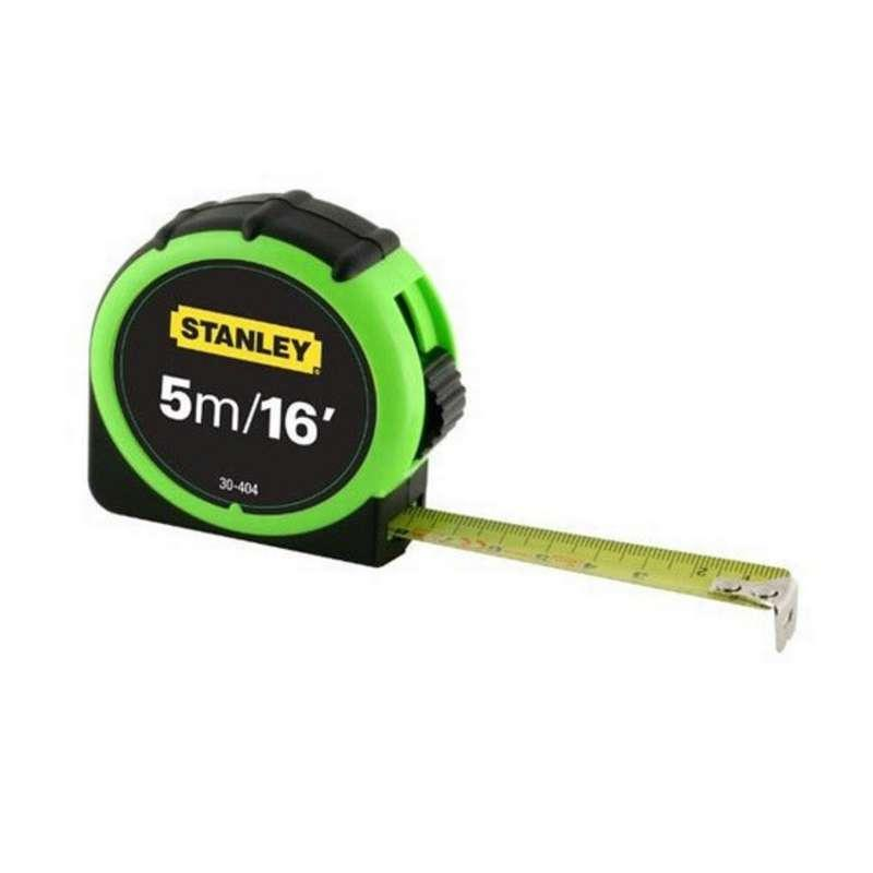Stanley 5m/16ft Hi-Vis Tape Measure