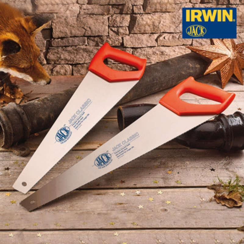 Irwin Jack Classic Saw 500mm (20in), Twin Pack