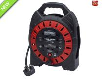 Faithfull Power Plus Cable Reel 10 Metre 13 Amp