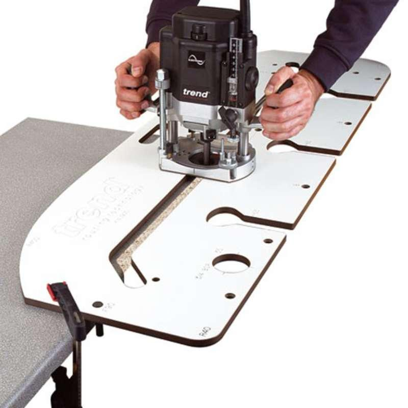 Trend KWJ900 Kitchen Worktop Jig 900mm