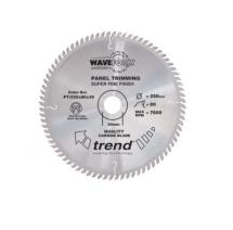 Trend PT/300X96X30 Saw blade panel trim 300mm x 96 teeth x 30mm