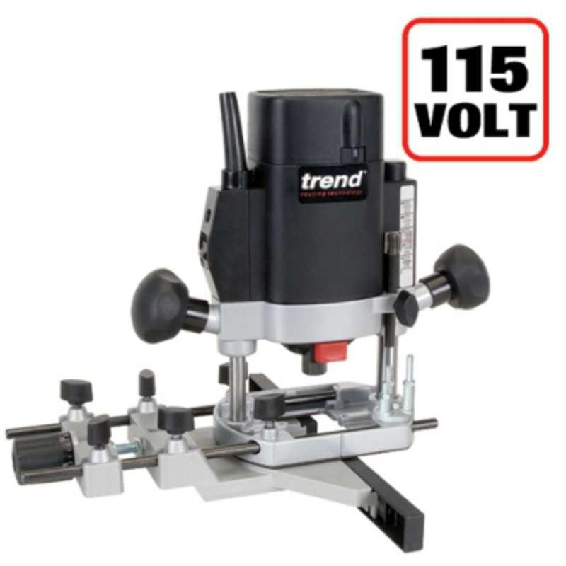 Trend T5ELB 1000W 1/4inch Variable Speed Router 115V