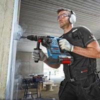 Bosch 36v SDS Hammer Drill