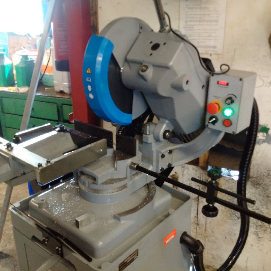 Excel Metal Cutting Cold Saw