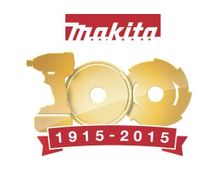 Makita 100 Year Anniversary