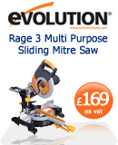 Evolution Multi Purpose Mitre Saw