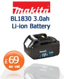 Makita BL1830 Battery