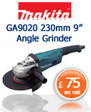 Makita GA9020 230mm Angle Grinder