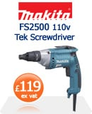 Makita FS2500 Tek Screwdriver