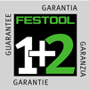 Festool 3 Year Guarantee