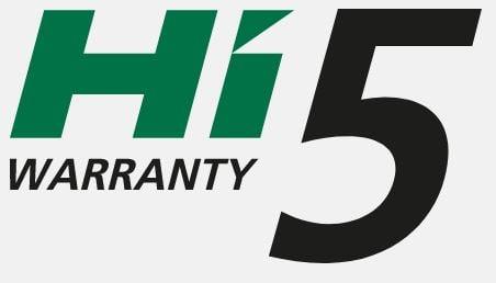 HiKOKI Hi 5 Extended Warranty