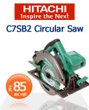 Hitachi C7SB2 Circular Saw
