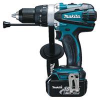 Makita DHP458 Combi Hammer Drill