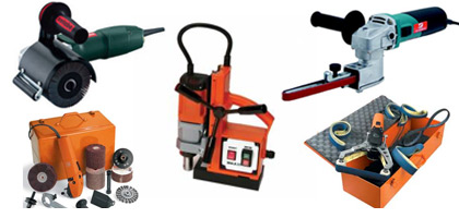 Fabricators tools