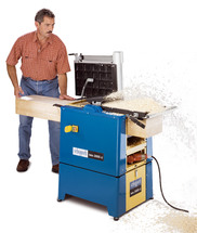 Data - more than power tools ! - Planer / Thicknessers - Scheppach ...